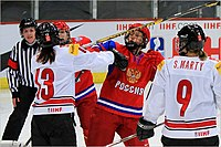 Sara Benz vs. Russian Player, Stefanie Marty looking.jpg