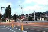 Sarajevo, nábřeží řeky Miljacky.jpg
