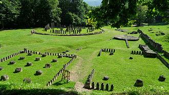 Transylvania - Ruins of Sarmizegetusa Regia