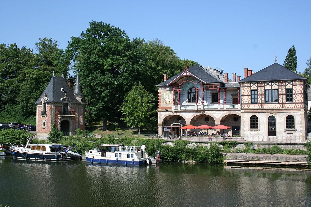 Centre Ville Sarreguemines