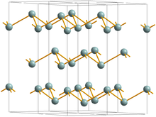 Antimony wikipedia crystal structure common to sb assb and gray as urtaz Gallery