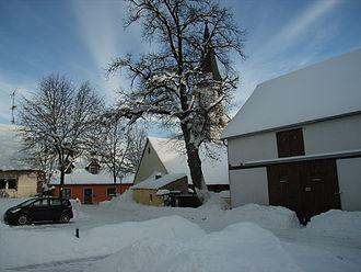 Schönsee - Schönsee winter 2012
