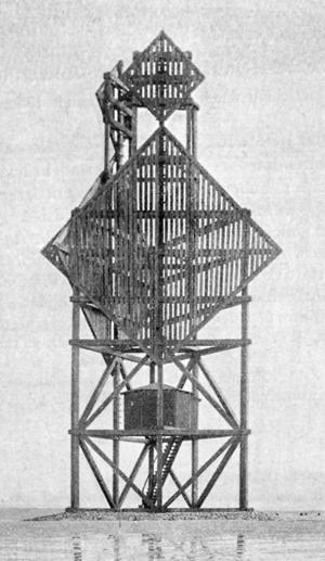 Scharhörnbake - Scharhörnbake 1898