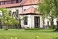 Scheinfeld, Schwarzenberg, westliches Gartenhaus im südlichen Garten 20170423 001.jpg