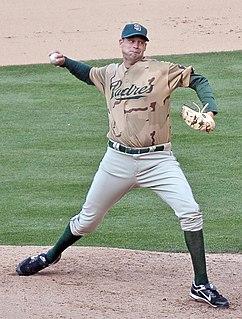 Scott Patterson (baseball) American baseball player