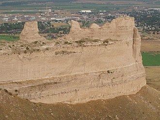 Scotts Bluff National Monument - Image: Scottsbluff, NE 1
