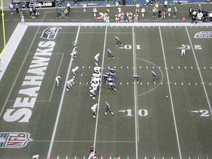 2006 Oakland Raiders season - The Raiders visit the Seattle Seahawks during the 2006 preseason