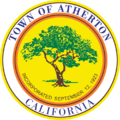 Seal of Atherton, California.png