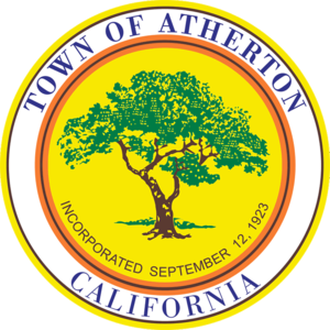 Atherton, California - Image: Seal of Atherton, California
