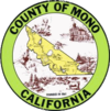 Official seal of Mono County, California