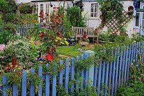 Gartenzaun wiktionary for Idee gartenzaun