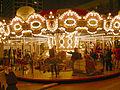 Seattle - Westlake Mall carousel at Xmas 02.jpg