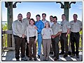 Secretary Salazar Director Dan Ashe and Pelican Island NWR Staff (6280198780).jpg
