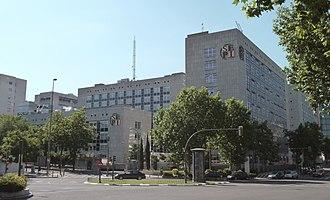 Sociedad Estatal de Participaciones Industriales - Image: Sede de la SEPI (Madrid) 01