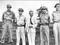 Semarang Een Chinese delegatie, bestaande uit de Chinese vice-consul te Batavia, Bestanddeelnr 770.jpg