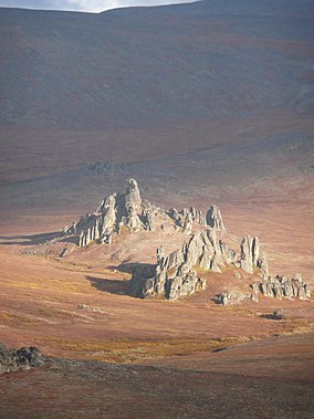 Bering Land Bridge National Preserve - Wikipedia