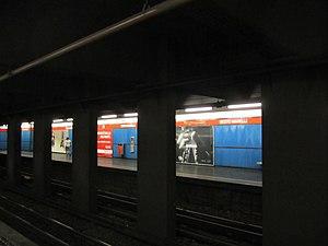 Sesto Marelli (Milan Metro) - Image: Sesto marelli