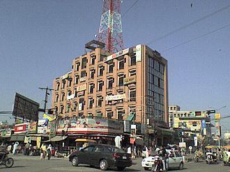 Jhelum - Shabir plaza Shandar Chowk