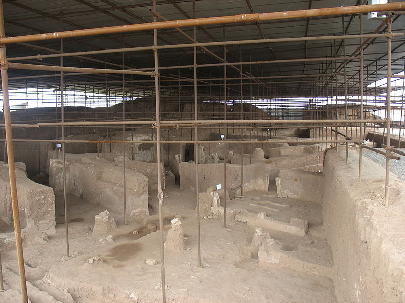 پرونده:Shadiyakh excavation0.jpg