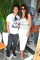 Shahid and Priyanka promote 'Teri Meri Kahaani' at Cocoberry 01.jpg