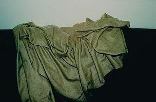 Kashmiri shawl, woven of hair of the Tibetan antelope