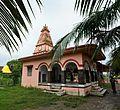 Shani Mandir - Jadu Nath Hati Smasana Complex - Sankrail - Howrah - 2013-08-11 1457-1458.JPG