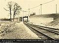 Shawmut underpass, inward bound car, April 1930.jpg