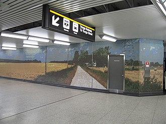 Sheppard–Yonge station - Spiegel's Immersion Land