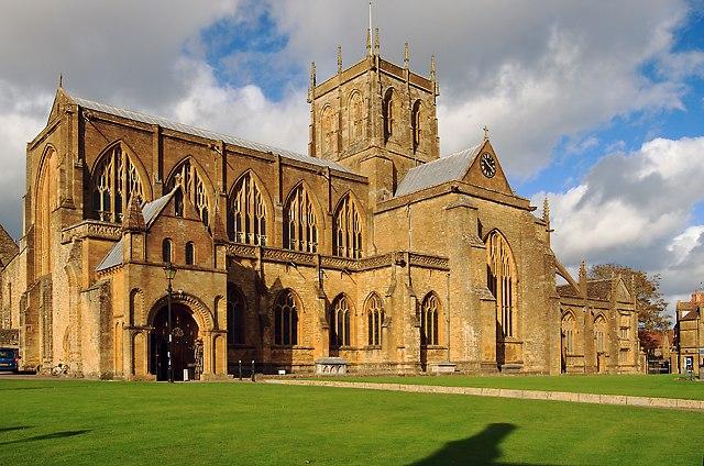 Sherborne Abbey - 2639839