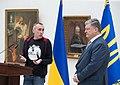 Shevchenko National Prize award ceremony 2018 2.jpg