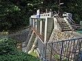 Shimosadani Dam left view.jpg