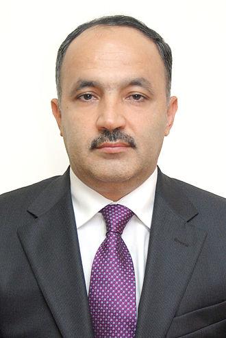 Shirzad Abdullayev - Image: Shirzad Abdullayev