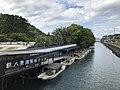 Shizukigawa River from Shizukibashi Bridge 1.jpg