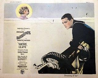 <i>Shore Leave</i> (film) 1925 film by John S. Robertson