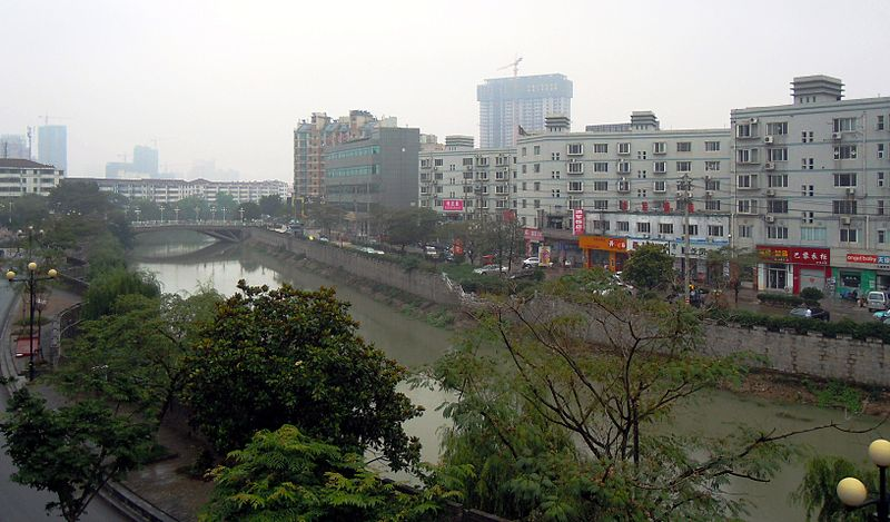 Archivo:Shuyang City View 01.JPG