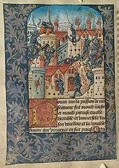 Siege and destruction of Jerusalem