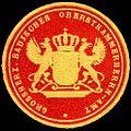 Siegelmarke Grossherzoglich Badisches Oberstallmeister - Amt W0227213.jpg