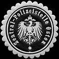 Siegelmarke Zentral - Polizeistelle Osten W0238366.jpg