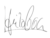Handtekening van Heiko Maas