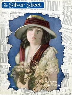 <i>Her Reputation</i> (1923 film) 1923 film