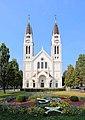 Simmering (Wien) - Pfarrkirche Neusimmering (2).JPG