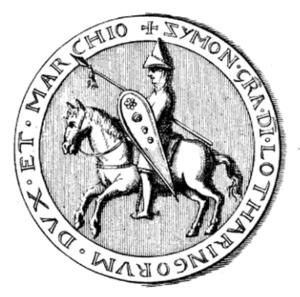 Simon I, Duke of Lorraine - Image: Simon I, Duke of Lorraine