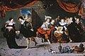Simon de Vos - Merrymakers in an Inn - Walters 371741.jpg