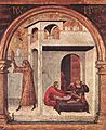 Simone Martini - Altar of St Louis of Toulouse (detail) - WGA21403.jpg