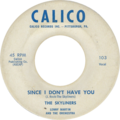 Since I Don't Have You by The Skyliners US single (variant 2).tif