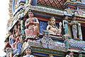 Singapore. Sri Mariamman. Gopuram. South East-9.JPG