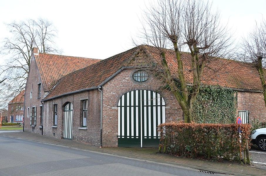 Sint-Christoffel (achterzijde), Zandhoven