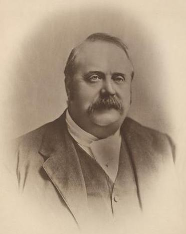 Sir George Reid portrait, 1890s