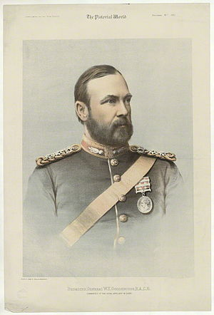 William Howley Goodenough - Sir William Howley Goodenough