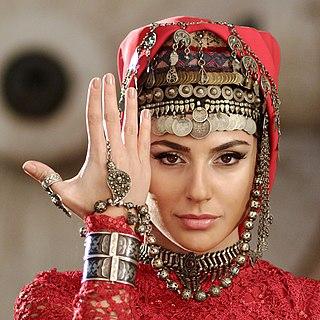 Armenian singer